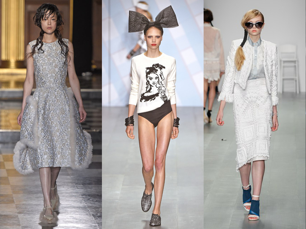 Whimsical Spring 2015 Trend London Fashion Week