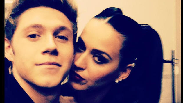 Katy Perry And Niall Horan Engagement Selfie