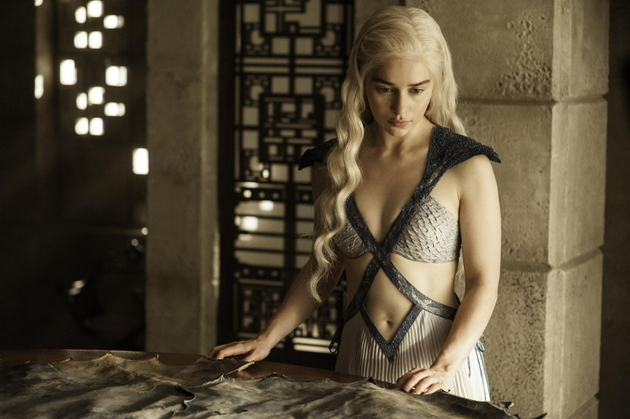 Daenerys Targaryen Best Dressed Tv Character
