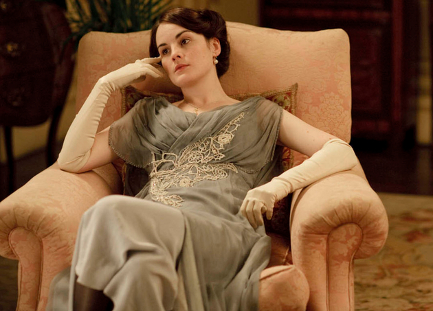 Lady Mary Crawley Fashion Style