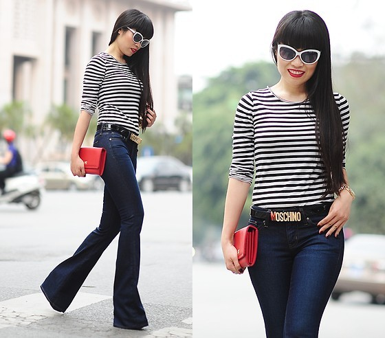 Flare Pants For Body Types