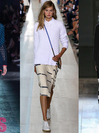 Best Spring 2015 Trends from New York Fashion Week