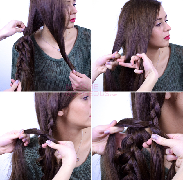 Braid Over Braid Instructions