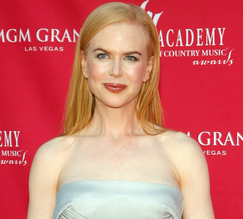 Nicole Kidman Pregnant After 40