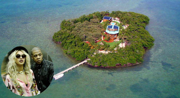 Beyonce And Jay Z Private Island