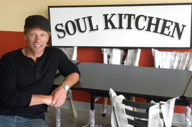 Bon Jovi Soul Kitchen Restaurent