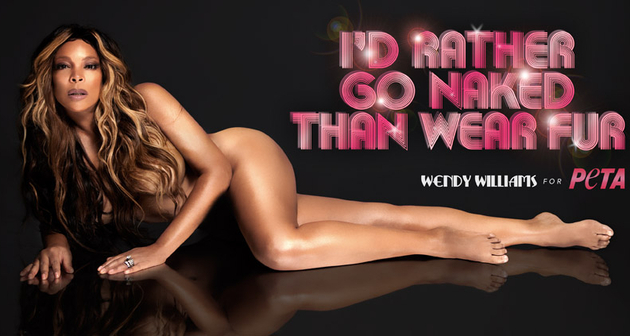 Wendy Williams For Peta