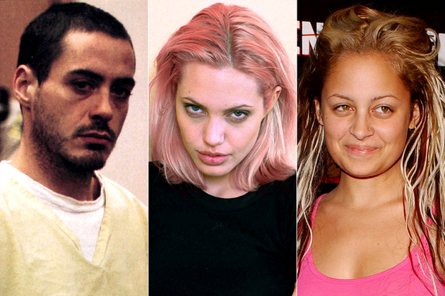 Celebrities Who Used to Be Drug Addicts