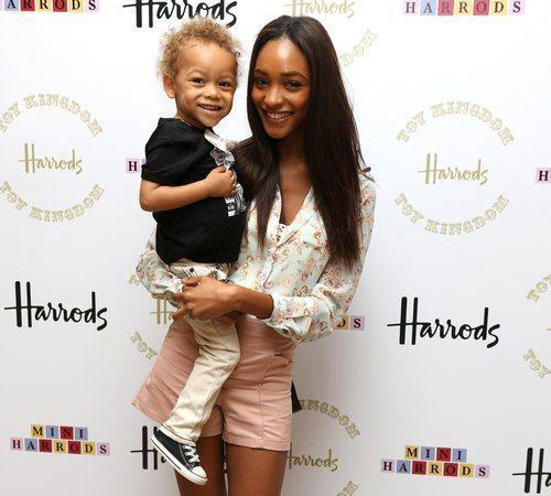 Jourdan Dunn Teen Mom