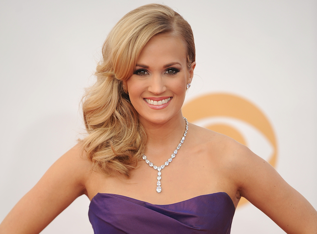 Carrie Underwood Third Nipple