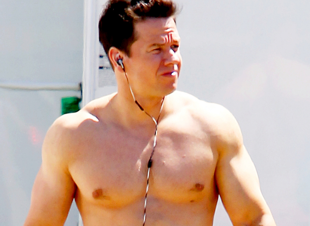 Mark Wahlberg Third Nipple