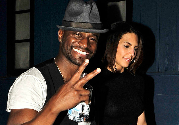 Taye Diggs Polydactyly