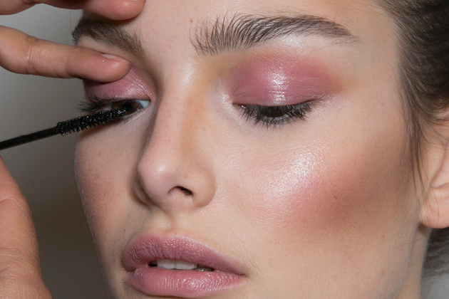 Lilac Eyeshadow Fall 2014
