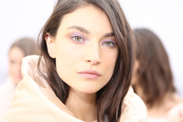 Lilac Eyeshadow Trend Fall 2014