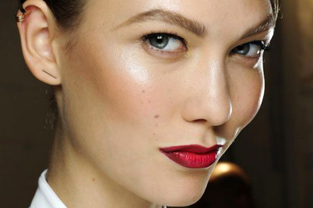 Red Lipstick Fall 2014 Trend