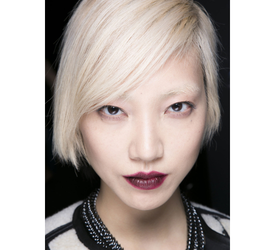 Platinum Blonde Hair Fall 2014 Trends