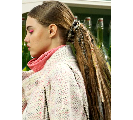 Ponytail Trends Fall 2014
