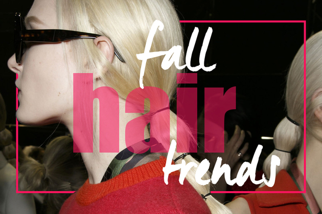 Best Hair Trends for Fall 2014