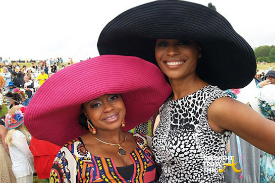 Cynthia Bailey And Phaedra Parks Salary