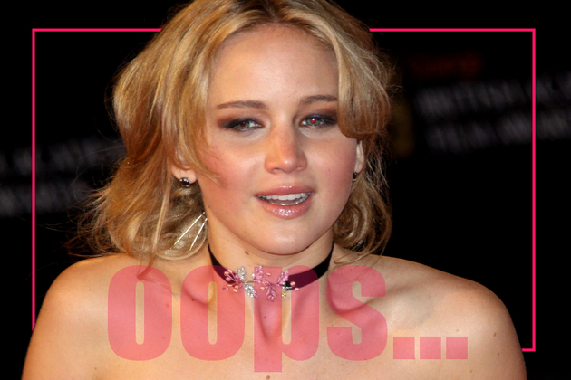 Jennifer Lawrence and More Celebrities Who Got Hacked