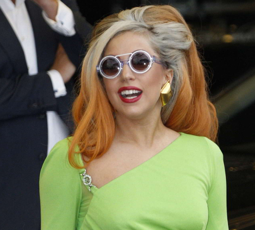 Joan Rivers Feud With Lady Gaga