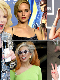 Joan Rivers' Most Famous Celebrity Feuds