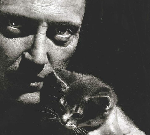 Christopher Walken Loves Cats