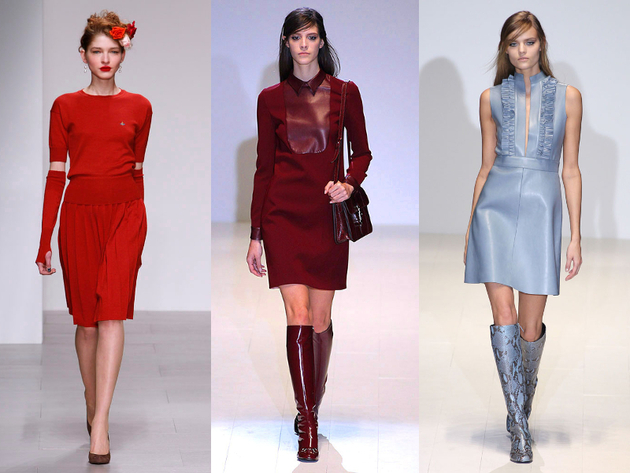 Matchy Matchy Runway Trend