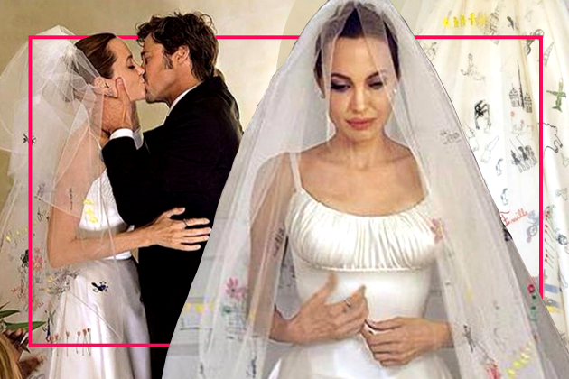 Most Romantic Celebrity Wedding Dresses