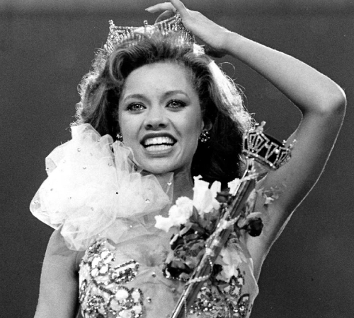 Vanessa Williams Miss America Contestant