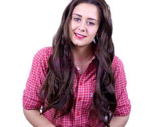 Learn how to style your long hair without any heat and get the perfect loose curls!