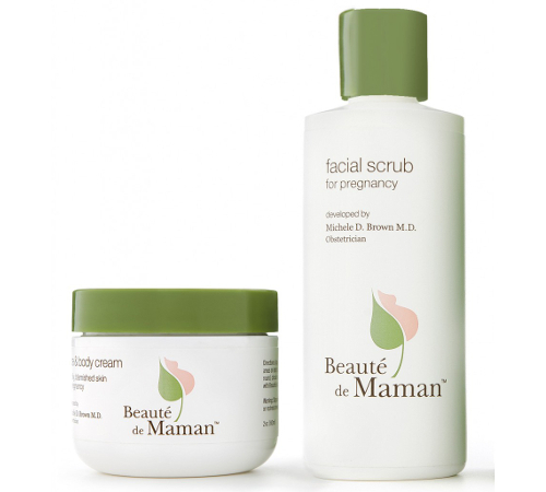 Beaute De Maman Pregnancy Friendly Skin Care Lines