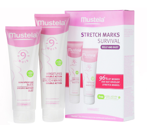 Mustela Pregnancy Friendly Skin Care Lines