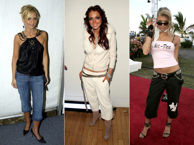 Capri Pants Trends In 2004