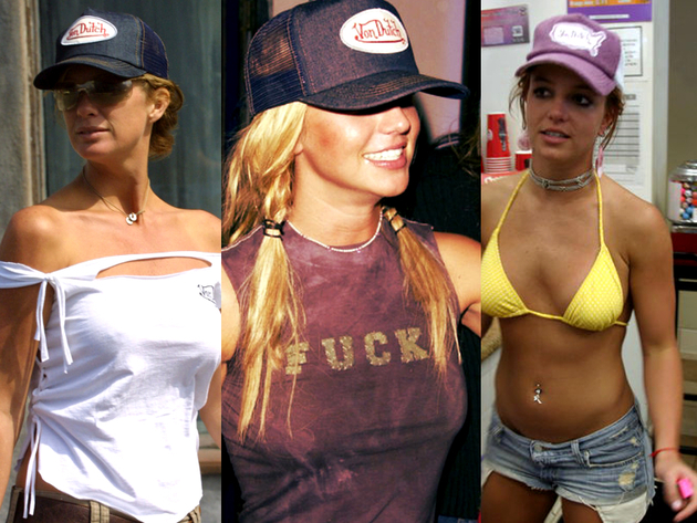 Von Dutch Trucker Hat Trends In 2004