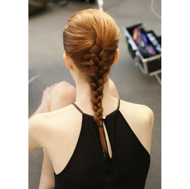 Frech Braid Peter Som Spring 2015