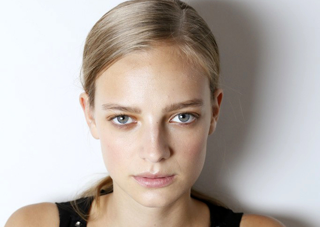 No Makeup Look Jason Wu Spring 2015 Collection