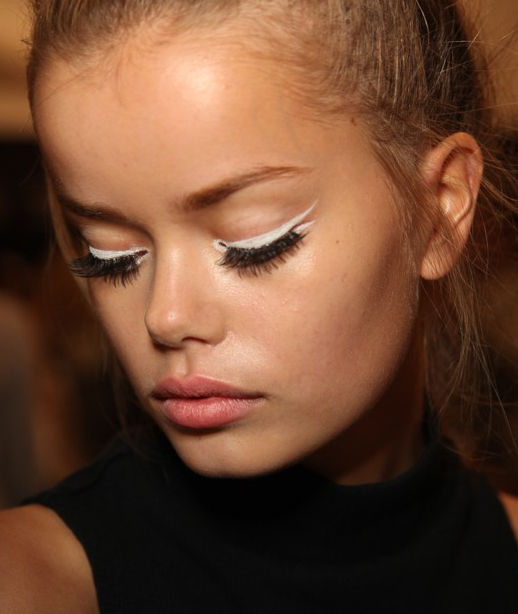 Pictures : Spring 2015 Beauty Trends From New York Fashion