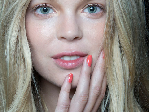 Nicole Miller Spring 2015 Nail Trends