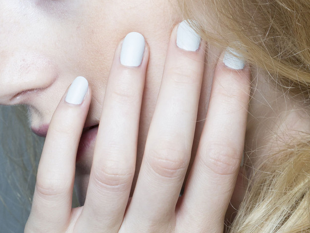 Tess Giberson Spring 2015 Nail Trends