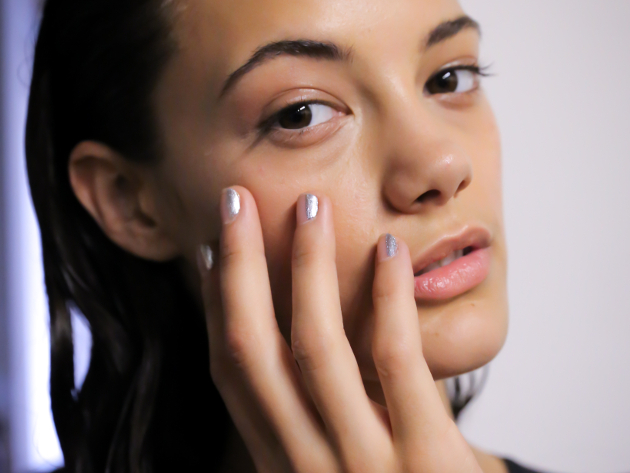 Dion Lee Spring 2015 Nail Trends