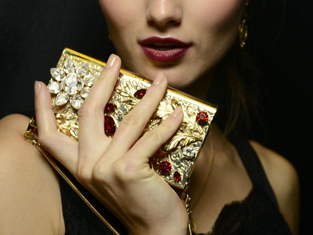 Dolce And Gabbana Spring 2015 Nail Trends