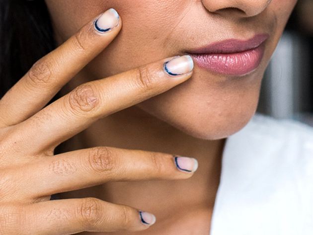 pictures spring 2015 nail art and nail color trends rodarte