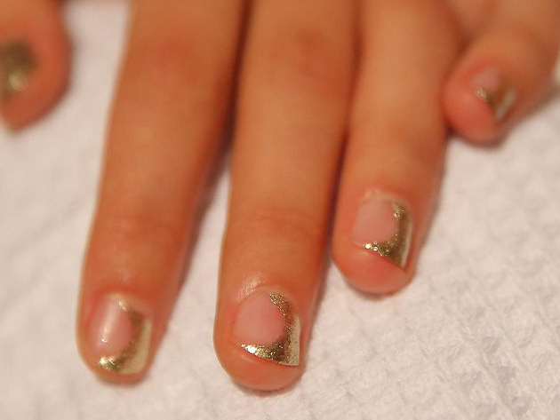Zimmermann Spring 2015 Nail Trends