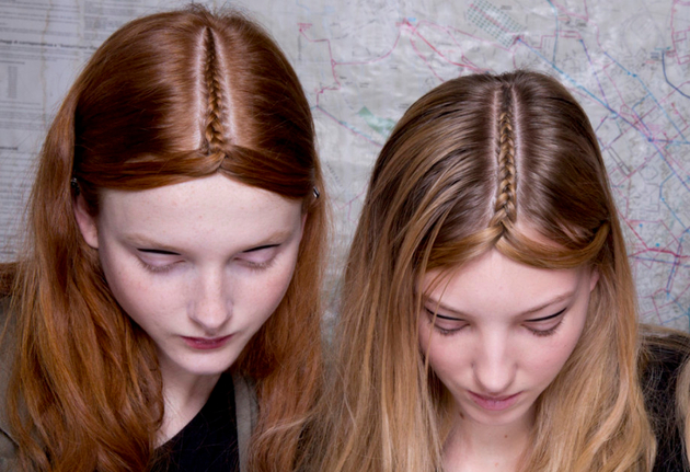 Braid Trends Spring 2015 Milan
