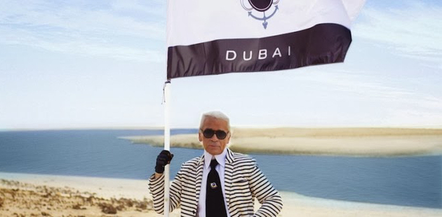 Karl Lagerfeld Designing The Worlds First Fashion Island