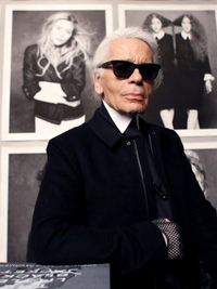 Why is Karl Lagerfeld Famous?