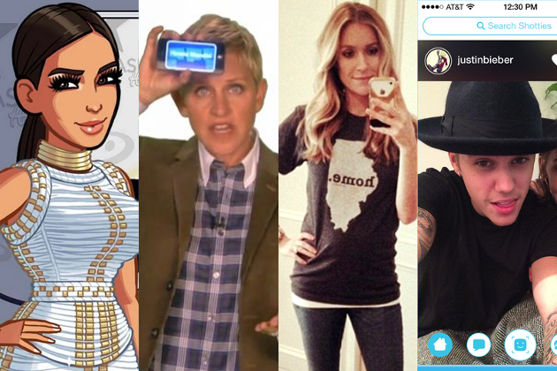 10 Best Celebrity Apps