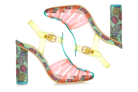 10 Shoe Trends for Spring/Summer 2015
