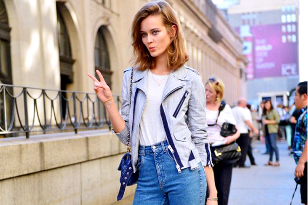 10 Tricks to Wear Mom Jeans
